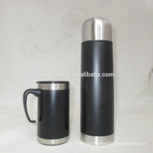 500ML 300ML gift sets stainless steel Vacuum Flask coffee mug BT013